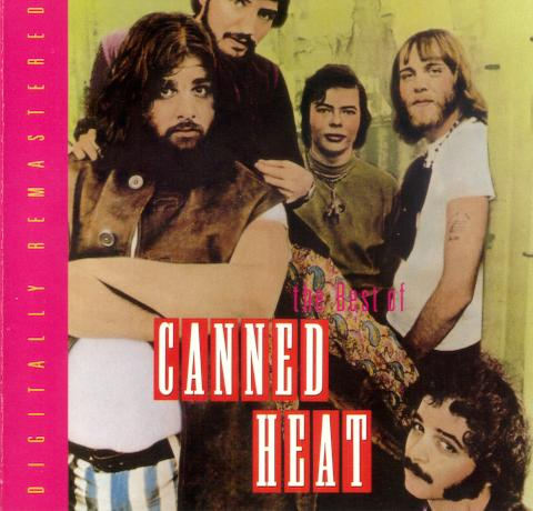 Canned Heat The Best Of
